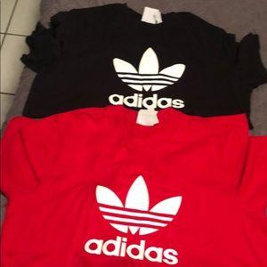 Adidas TreFoil T-Shirt Bundle